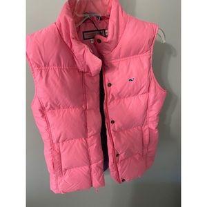 Vineyard Vines Puffer Vest. Size XS